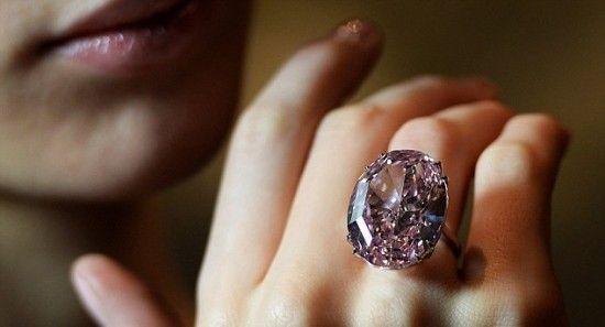pink star diamante rosa gioielli più costosi del mondo
