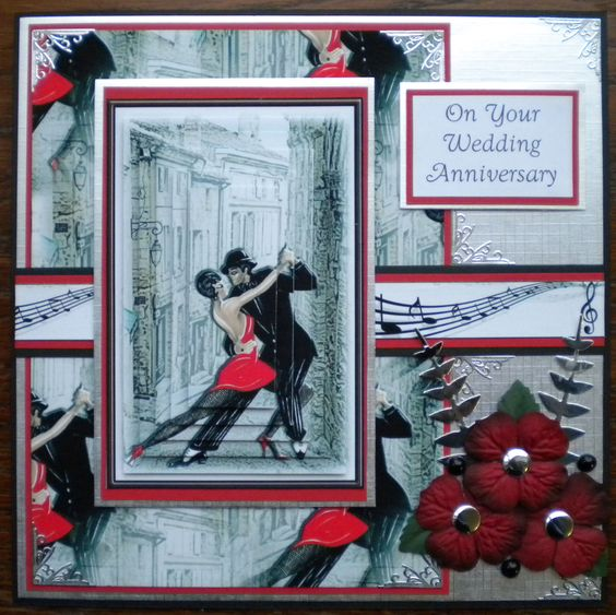 from Card Creationc plus, Strictly Card Dancers