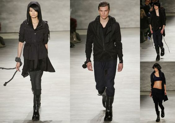 MERCEDES-BENZ FASHION WEEK: Nicholas K Fall 2014 Collection - Live Life in Style - Houston Fashion Blogger