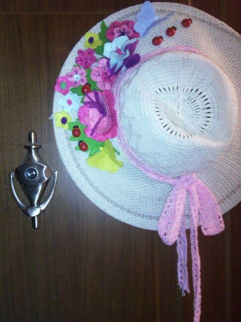 Şapkadan kapi susu :)