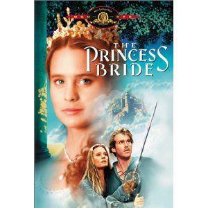 "The Princess Bride - ""...as you wish."""