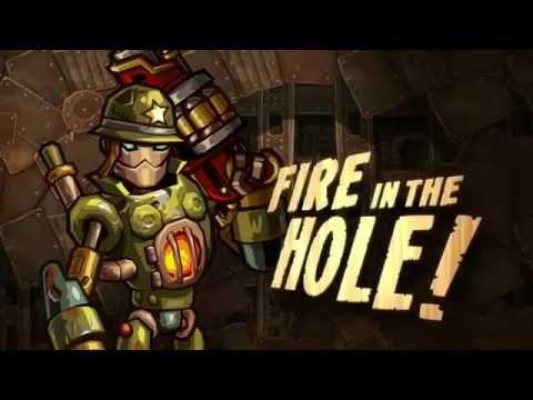 SteamWorld Heist   HD Launch Trailer   great Pc Games