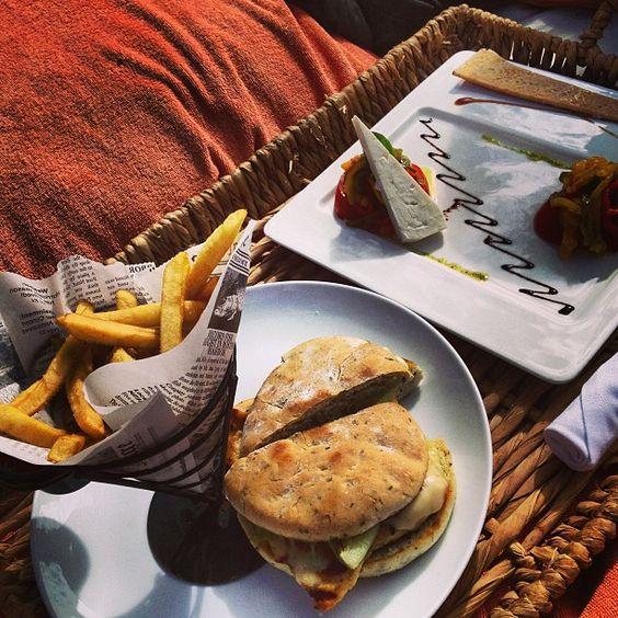 chicken panini for my lunch - @transformbyjoe- #webstagram