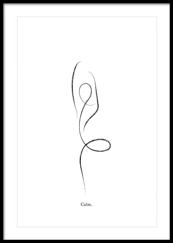 Yoga Wall Art Digital Print Printable Digital Download | Etsy
