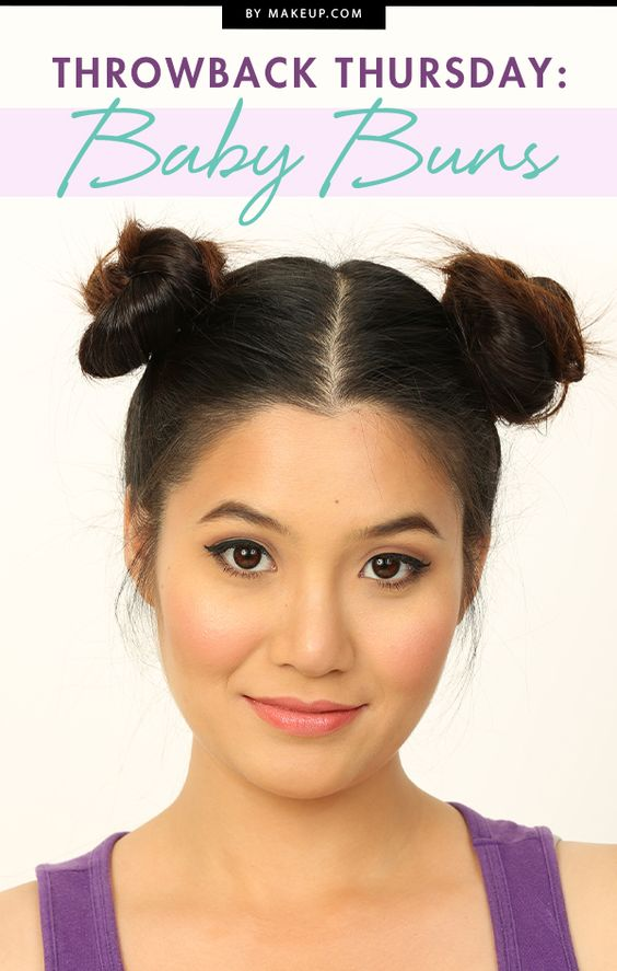Throwback Thursday: Baby Buns   Back to, Combs & brushes ...
