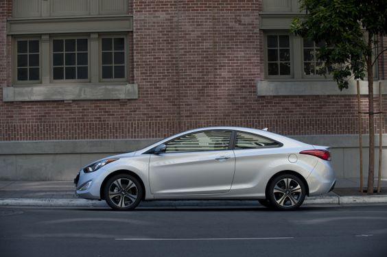 2013 Hyundai Elantra Coupe is Fluid Motion