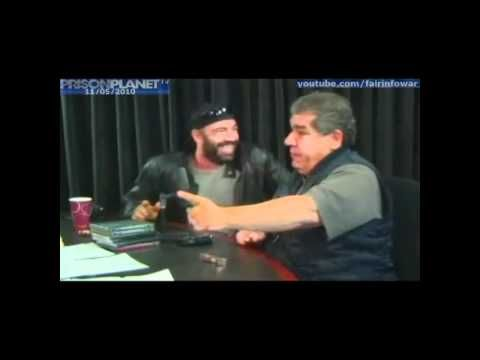 Joey diaz making his own rules on the alex jones show! This guy is too much! Mr Jones lost all control of his show!! TOO funny!!!