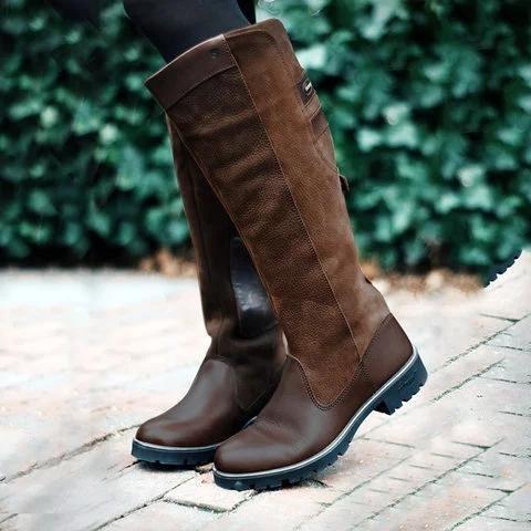 Women Non-slip Outdoor Boots Waterproof