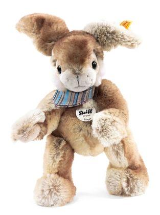 Steiff Hoppi Schlenker-Hase, beige/braun, 26 cm
