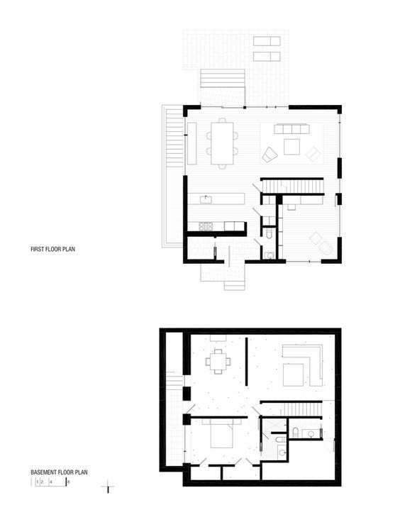 Great Trish House By Matthew Heywood | DESIGN : Floor Plans | Pinterest | House,  Drawing Models And Architectural Drawings