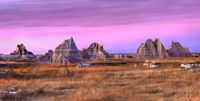 Badlands National Park, SD. Beautiful, but OH! THE WIND!! LOVED hearing the Meadowlarks singing. Brought back childhood memories of the west.
