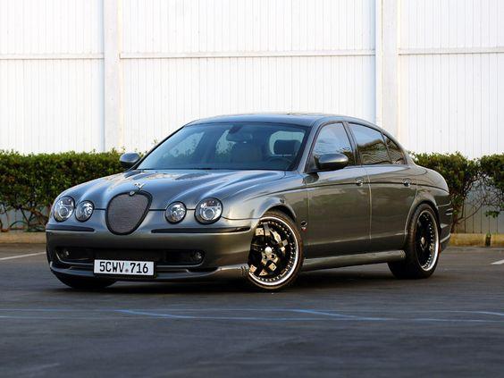 '2008 SVC Jaguar S-Type R