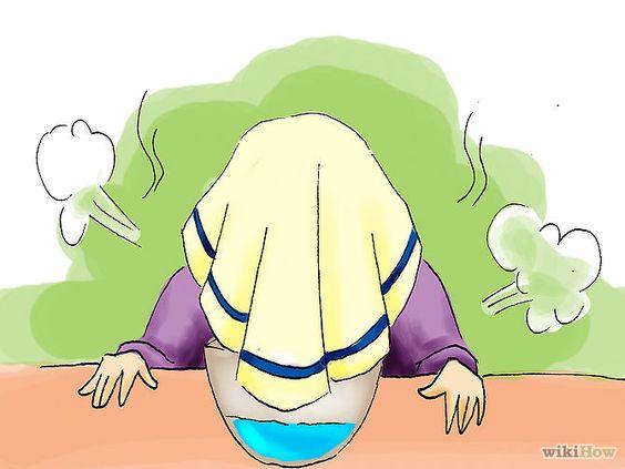 Bain de vapeur pour le visage #SteamFacial