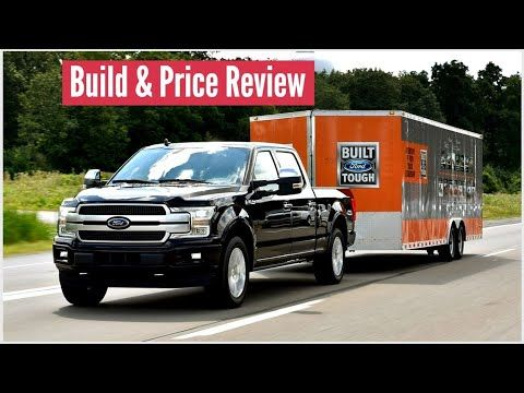 2020 Ford F 150 Lariat Supercrew 4x4 Build Price Review Colors Con In 2020 Ford F150 Building Tough