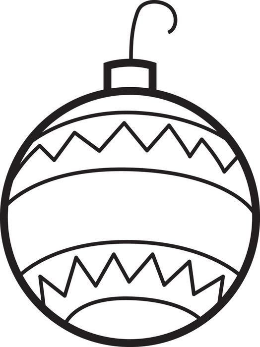 Christmas Ornament Coloring Printables Christmas Ornaments Coloring In 2020 Christmas Ornament Coloring Page Printable Christmas Ornaments Christmas Tree Coloring Page