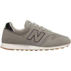 New Balance women's sneaker Wl 373 Wnf, size 37 ½ in gray ...