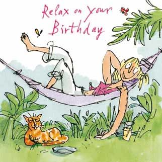 Quirky Quentin Blake 275944