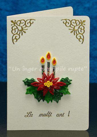 felicitari de anul nou handmade christmas
