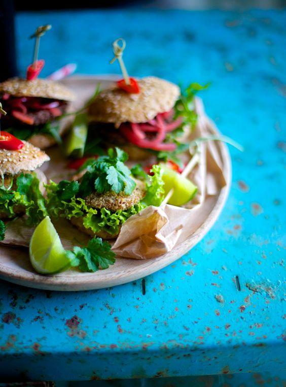Sliders | The Food Club
