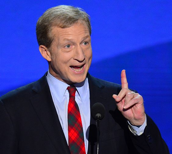 Tom Steyer: Meet the Billionaire Obama and Reid Listen To It's none of this man's business if the Keystone XL pipeline is approved or not.