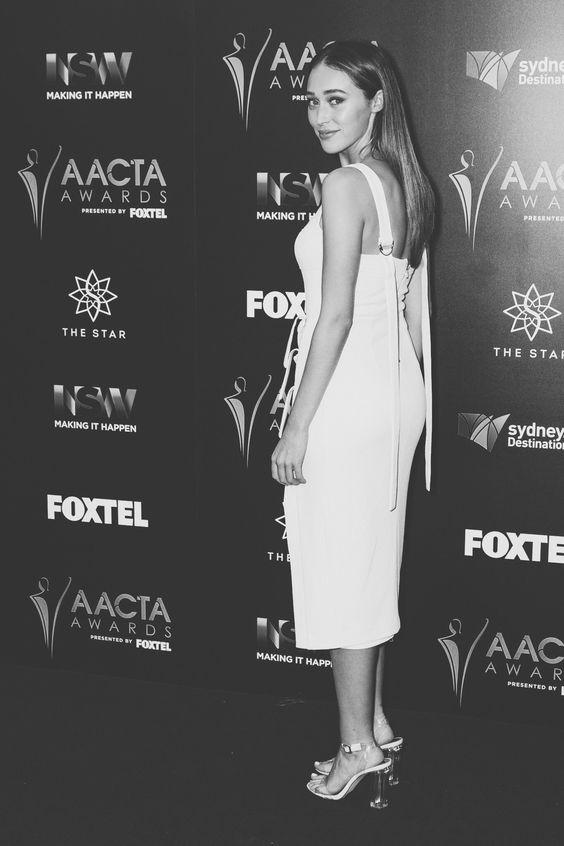 Alycia Debnam Carey at the AACTAs