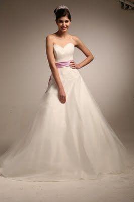Simply Bridal dress option