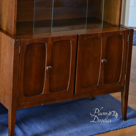 Share Tweet Pin Mail Sometimes it's better not to completely refinish or paint furniture. Of course, the obvious would be a priceless antique. But ...
