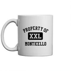 Monticello Middle School - Monticello, IL   Mugs & Accessories Start at $14.97