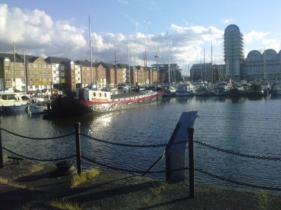 Deptford Marina