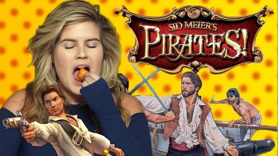 cool Sid Meier's Pirates! Hot Pepper Recreation Evaluate ft. Erica Lindbeck