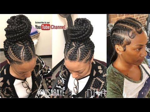 Ghana Weaving Hairstyle For Black African 2018 Youtube Ghana Weaving Hairstyle Kids Hairstyles