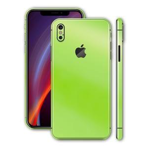 Iphone Xs Chameleon Amethyst Matt Metallic Skin Iphone New Iphone Phone Gadgets