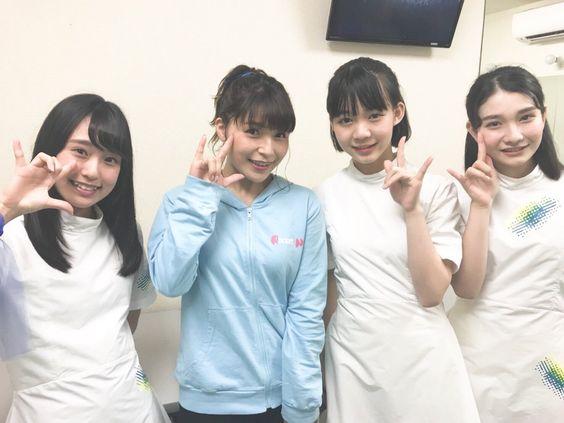 新田恵海さんとの4ショット