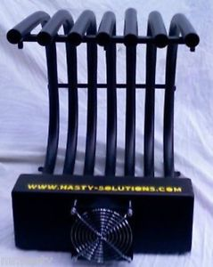 K14gr Fireback Fireplace Grate Heater Furnace Heat Exchanger Heatilator Firewood Cabin Killer