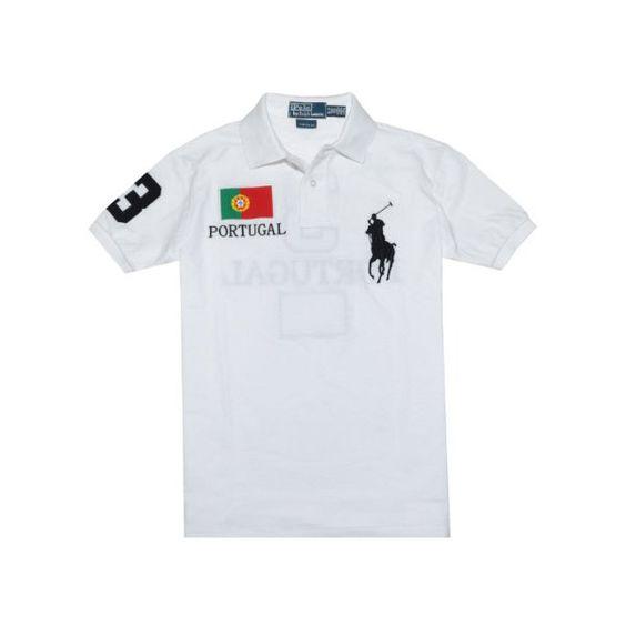 Lauren Ralph Ralph Polo Portugal Shirt Shirt Shirt Ralph Polo Portugal Lauren EWID2H9