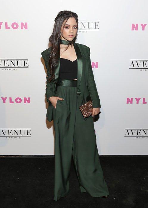 Jenna Ortega 2018