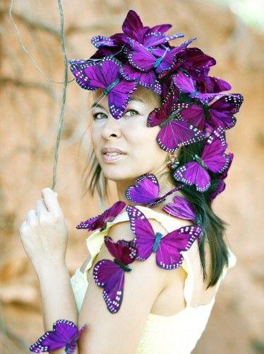 """butterflies""  www.mathewboudreaux.com  creative fashion photography"