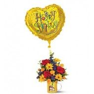 Order Birthday Surprise Bouquet from