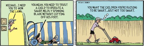 Grand Avenue strip for August 26, 2016