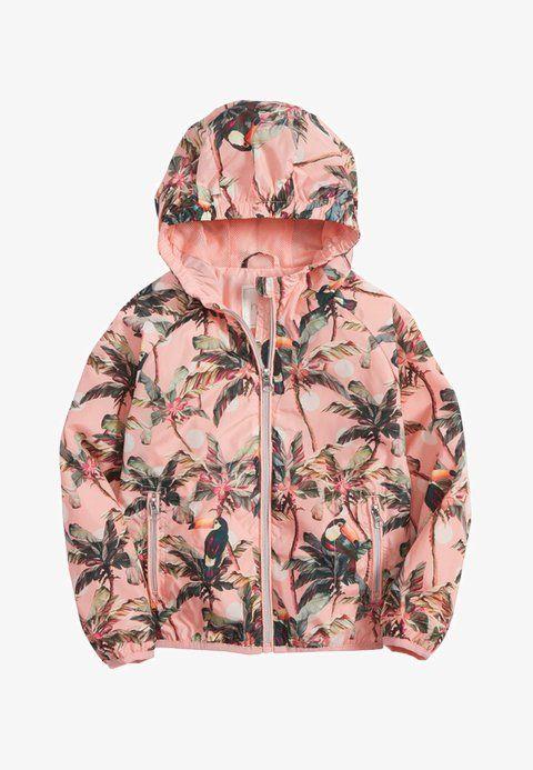 Next Mantel pink Zalando.nl | Print shorts, Winterjas