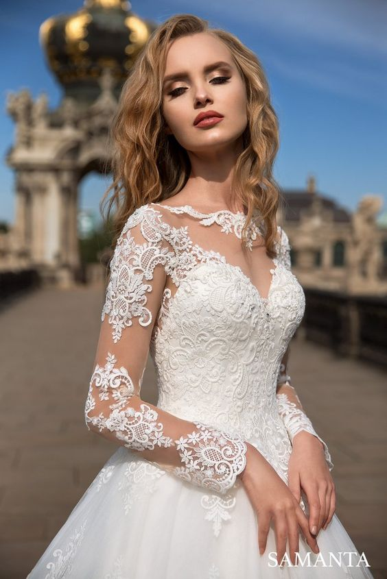 So brilliant wedding dresses for beauty