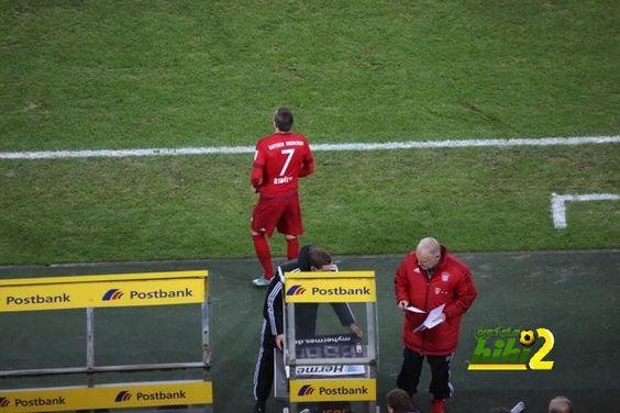 ريبيري يعود لأرض الملعب في ظروف صعبة