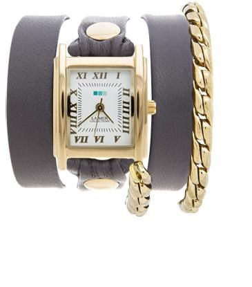 My custom designed watch from La Mer Collections