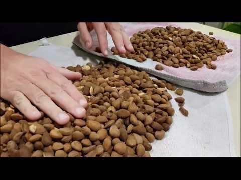 Almendras Tostadas Al Horno By Master Choof Roasted Almonds Easy