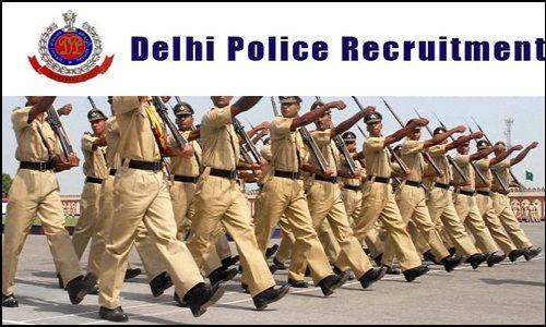 Delhi Police Recruitment 2019 20 Police Recruitment Police
