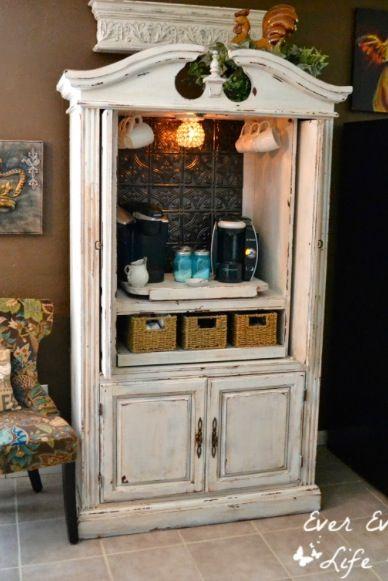 Snack Cabinet Microwave Mini Fridge Coffee Maker My Style Pinterest Mini  Fridge Coffee Maker And Microwave Cabinet