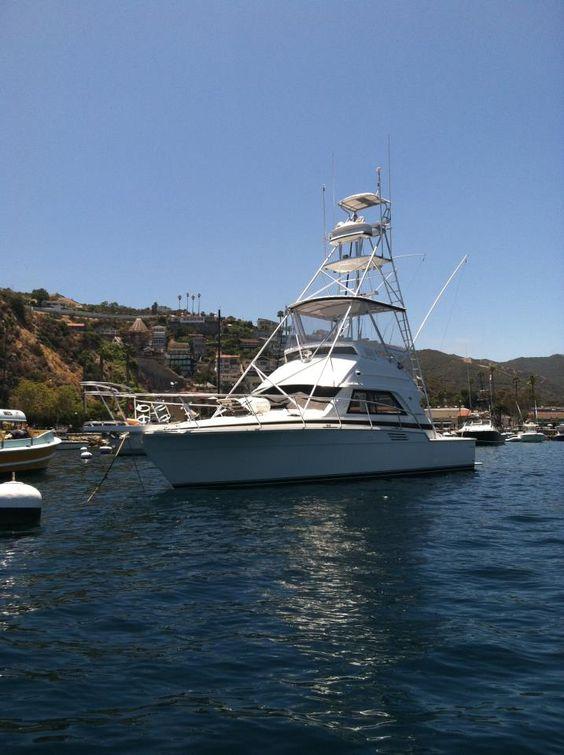 Bertram in Commerce, California #luxury #yacht #sportfishing