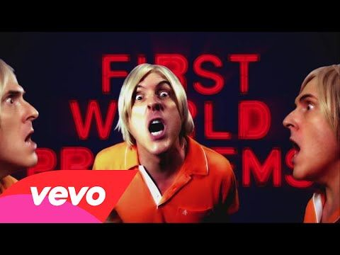 "▶ ""Weird Al"" Yankovic - First World Problems - #YouTube"