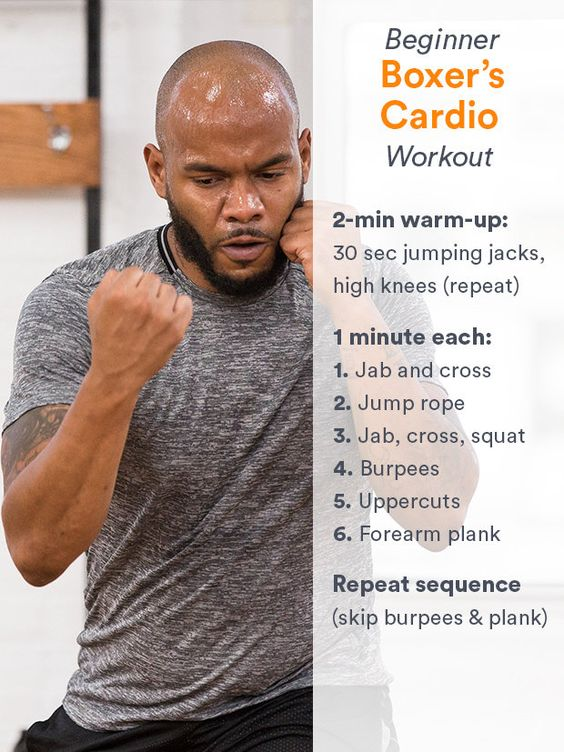 3 Boxing Workouts to Get Fit and Strong. Think of boxing as your go-to stress-relieving workout. | Health.com