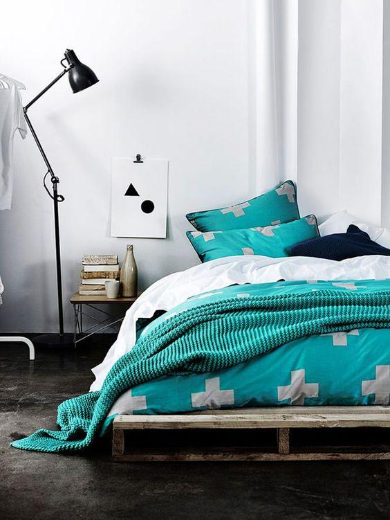 Camas de palets camas de palets pinterest ems - Camas de palets ...